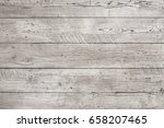 white washed wooden planks ... | Shutterstock . vector #658207465