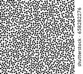 vector geometric background...   Shutterstock .eps vector #658282276