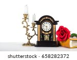 beauty and the beast set | Shutterstock . vector #658282372