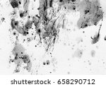 abstract black and white... | Shutterstock . vector #658290712