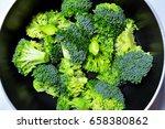 broccoli | Shutterstock . vector #658380862