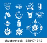 vector illustration of fresh... | Shutterstock .eps vector #658474342