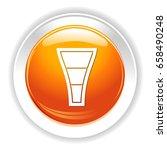 rainbow drink icon | Shutterstock .eps vector #658490248