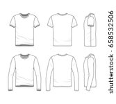 vector clothing templates....