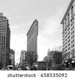 new york  usa   apr 27  2016 ... | Shutterstock . vector #658535092