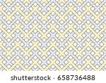 colorful striped horizontal... | Shutterstock . vector #658736488