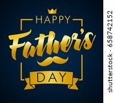 special offer father s day sale ... | Shutterstock . vector #658742152