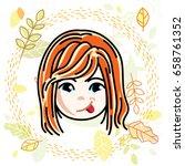 vector illustration of... | Shutterstock .eps vector #658761352
