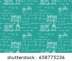 hydraulics. fluid law theory...   Shutterstock .eps vector #658775236