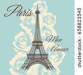 Paris Mon Amour Or Paris My...
