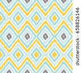 seamless geometric pattern ... | Shutterstock .eps vector #658826146
