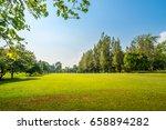 beautiful morning light in... | Shutterstock . vector #658894282