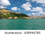 new zealand landscape | Shutterstock . vector #658946785