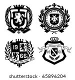 badge   Shutterstock .eps vector #65896204