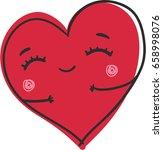 romantic  lovely  cute heart...