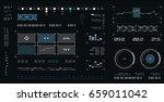 futuristic user interface....