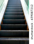 escalators staircase   Shutterstock . vector #659087212