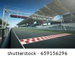 f1 race track   Shutterstock . vector #659156296