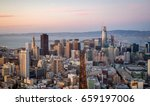 view from above of market...   Shutterstock . vector #659197006