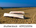 spring lake  nj usa    june 12  ... | Shutterstock . vector #659210356