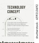 technology report  flyer design ...