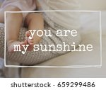 family parentage home love... | Shutterstock . vector #659299486