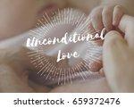 family parentage home love... | Shutterstock . vector #659372476