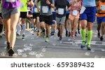 marathon | Shutterstock . vector #659389432