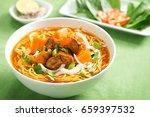 "vietnamese food "" mi bo kho "" | Shutterstock . vector #659397532"