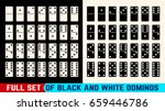 Black And White Domino Full Se...