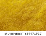 gold foil abstract background... | Shutterstock . vector #659471932