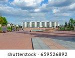 vitebsk  belarus   may 22  2017 ... | Shutterstock . vector #659526892