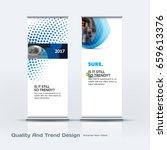 abstract business vector set of ...   Shutterstock .eps vector #659613376