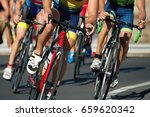 cycling competition cyclist...   Shutterstock . vector #659620342