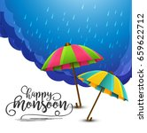 illustration sale banner sale... | Shutterstock .eps vector #659622712