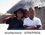 ghanzi  botswana   may 19 ... | Shutterstock . vector #659699836