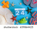 July 24th. Image Of July 24...
