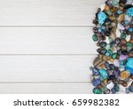 Natural Multi Colored Stones ...