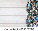Natural Multi Colored Stones ...