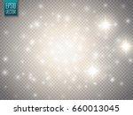 glow light effect. cloud of...   Shutterstock .eps vector #660013045