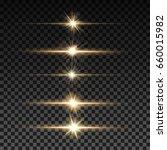 set of vector horizontal...   Shutterstock .eps vector #660015982
