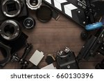 different video making...   Shutterstock . vector #660130396