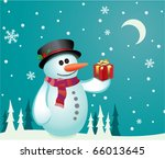 vector illustration of a... | Shutterstock .eps vector #66013645
