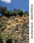 france  dordogne  cliff   Shutterstock . vector #660159016