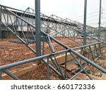 Steel Roof Structure For...