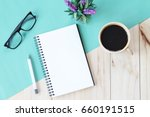 still life  business  office... | Shutterstock . vector #660191515