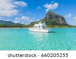 le morne brabant   mauritius... | Shutterstock . vector #660205255