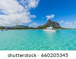 le morne brabant   mauritius... | Shutterstock . vector #660205345