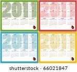 vector illustration of style... | Shutterstock .eps vector #66021847