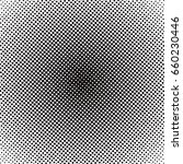 colorful halftone background ... | Shutterstock . vector #660230446